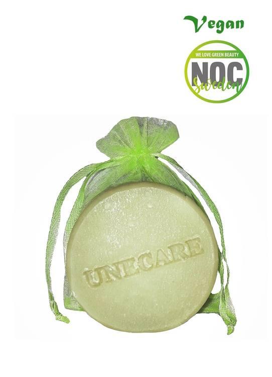 Schampotvål Softly Green Clay från Unecare
