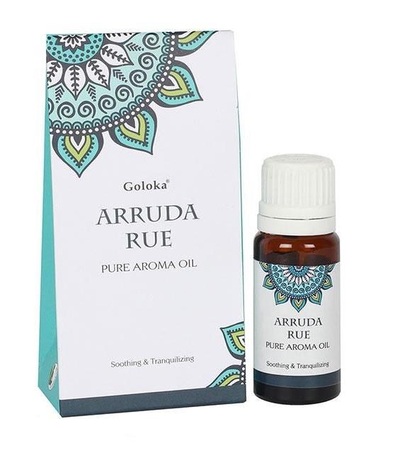 Doftolja - Arruda Rue från Goloka