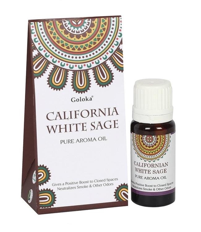Doftolja - California White Sage från Goloka