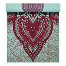 Yogamatta Zara Rouge vändbar 6 mm från Gaiam