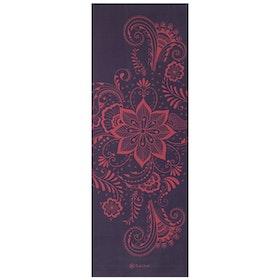 Yogamatta Aubergine Swirl 6 mm från Gaiam