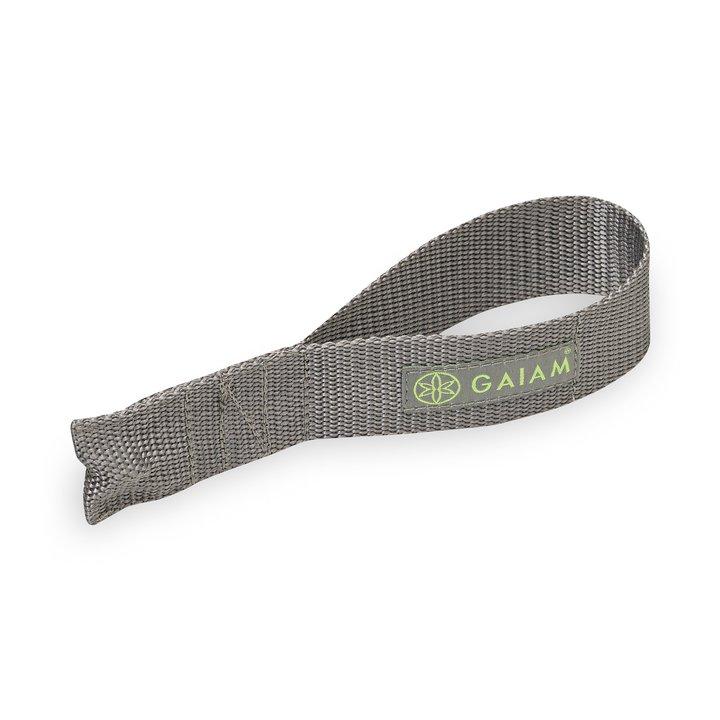 Träningsgummiband (medium) med dörrfäste från Gaiam