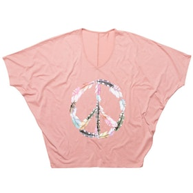 Peace Top Rosa från WMY