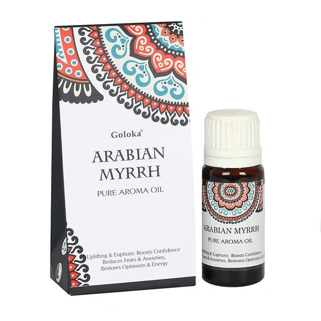 Doftolja Fresh Arabian Myrrh från Goloka