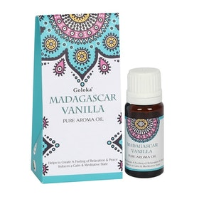 Doftolja - Madagascar Vanilla från Goloka