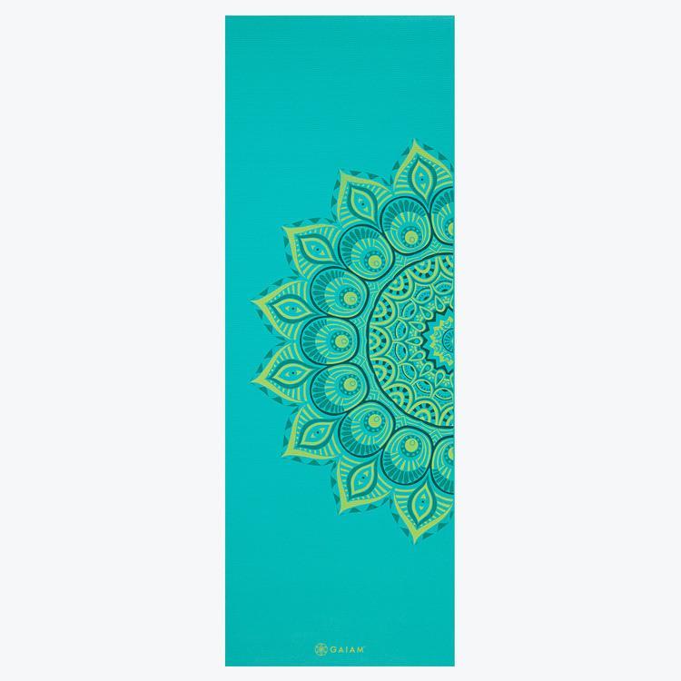 Yogamatta Capri 6 mm från Gaiam