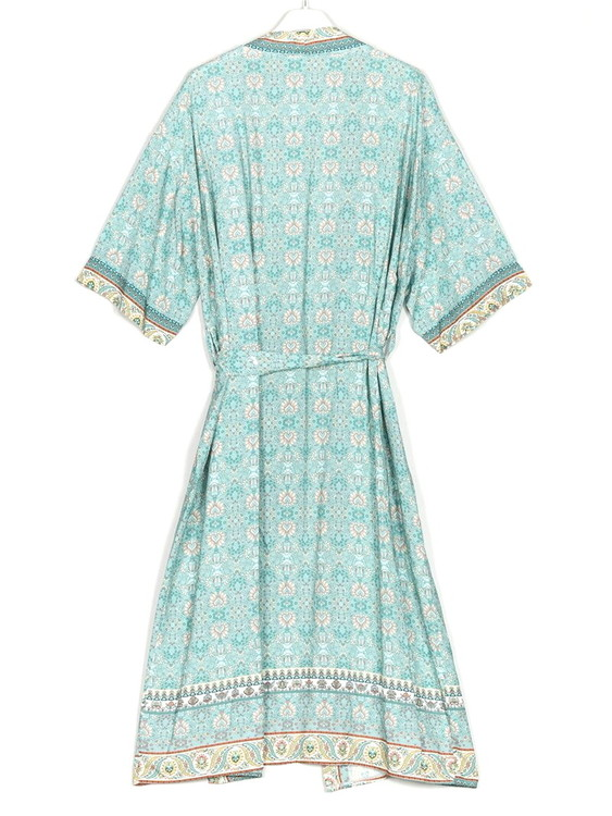 Kimono Spirit Aqua