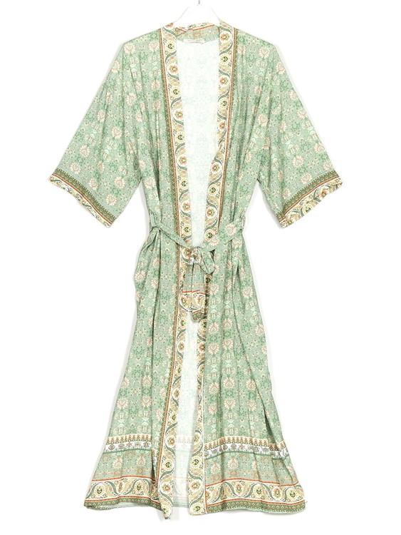 Kimono Spirit Grön