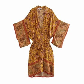 Kimono Lotus Gul
