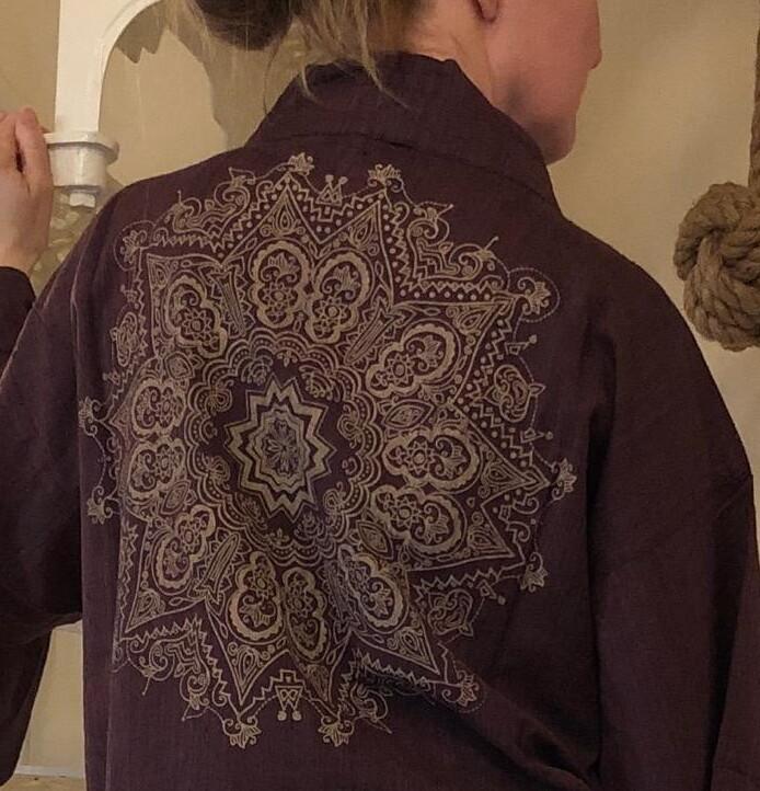 Kimono Mandala
