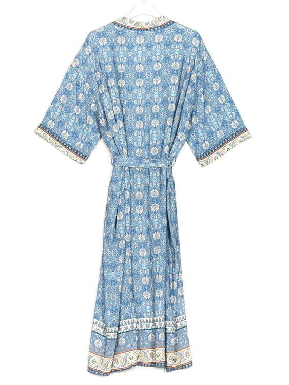 Kimono Spirit Blå