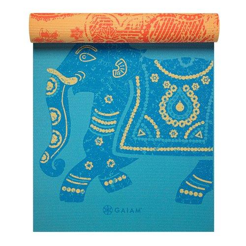 NYHET! Yogamatta Elephant 6 mm från Gaiam