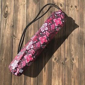 Yogamattväska Flower från Sweat Pack