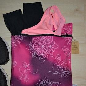 Fukttät Väska Autumn Lotus Large från Sweat Pack