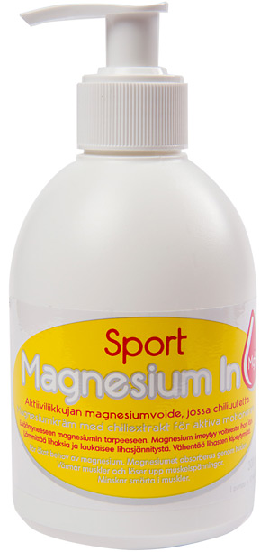 Magnesium In SPORT 300 ml