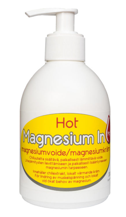 Magnesium In HOT 300 ml