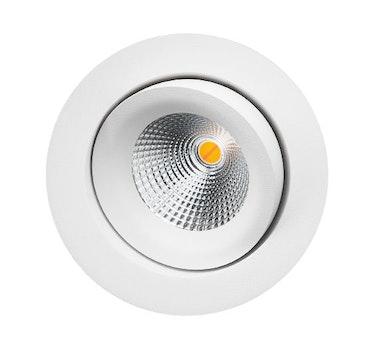 Utskiftning av downlight - Dim to warm