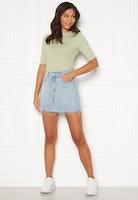 Laney Denim Skirt Light Denim