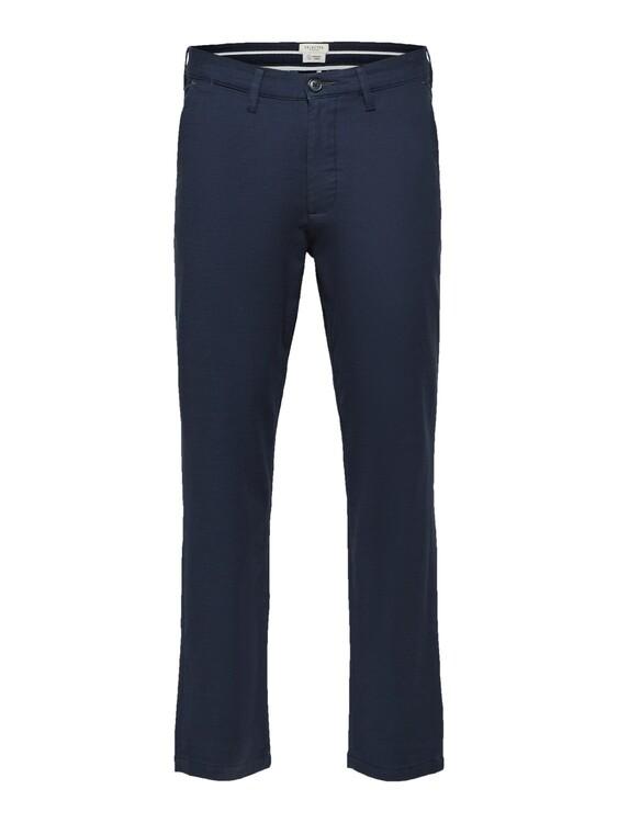 Slim miles linen pants