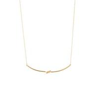 Halsband knut