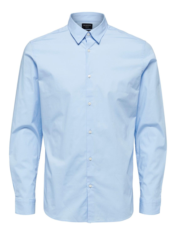 Slimmad skjorta