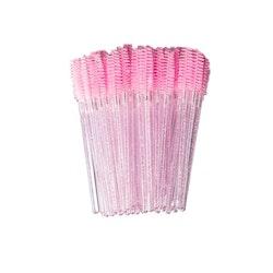 """Fransborstar Glitter """"Rosa"""" 50-pack"""
