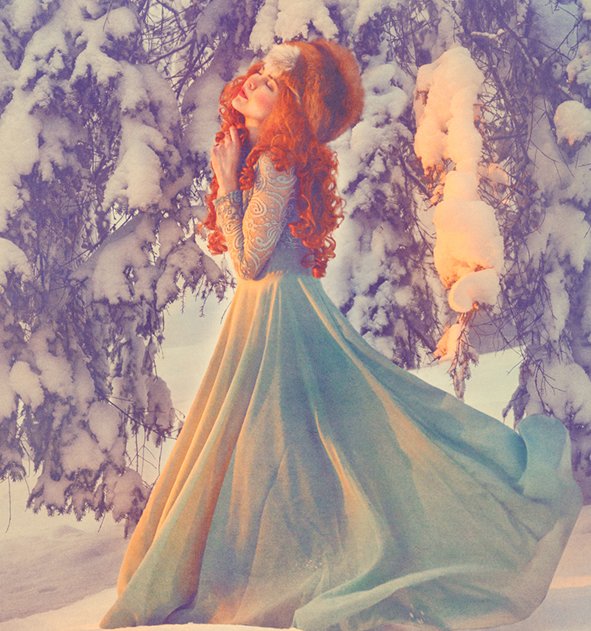 Vinterrosen