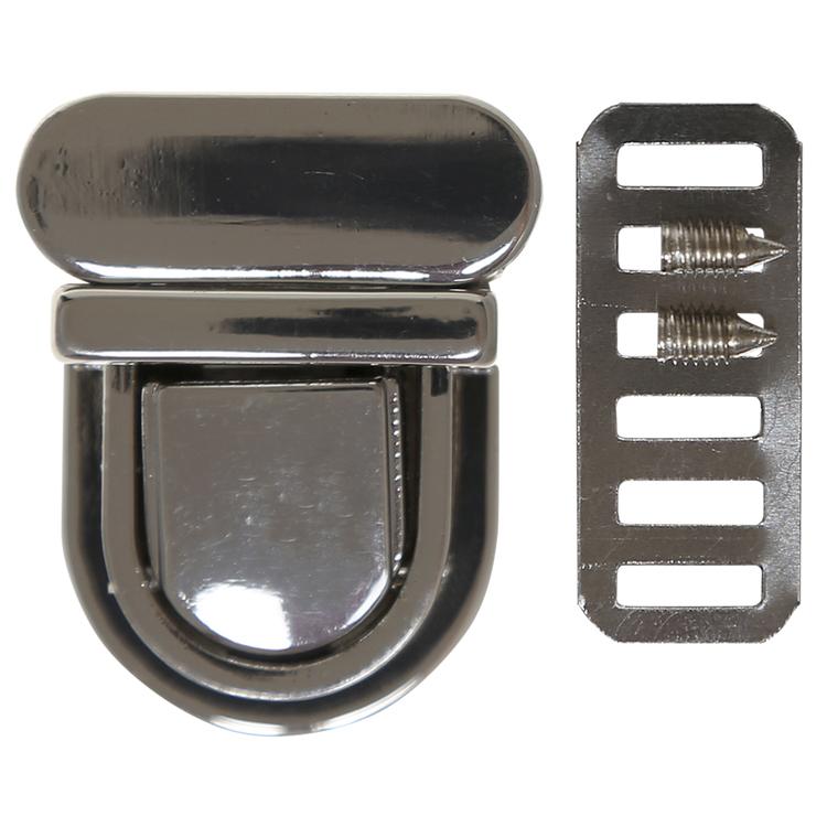 Metallås - 30x19mm