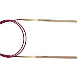 Rundstickor Basix Birch 40cm