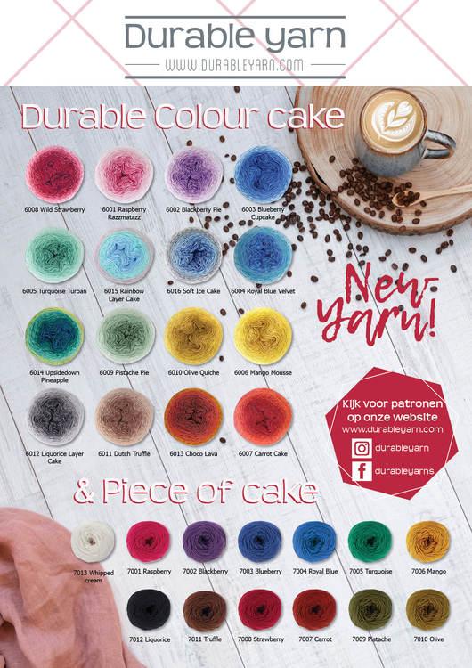Colour cake - 250gr