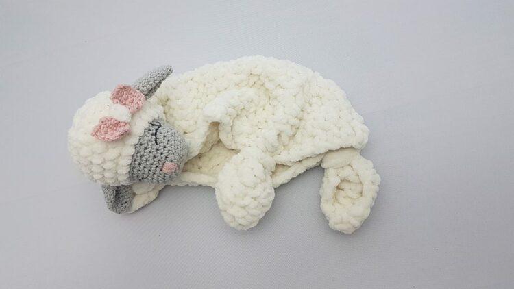 Little Mary lamm snutte - PDF - Swecraftcorner