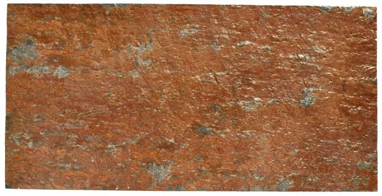 Otta rost oregelbunden markskiffer mellanstora (golvämne) , 8-17 mm tjocklek