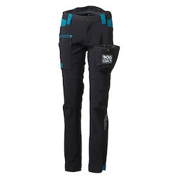 DogCoach Winterpants Women Black