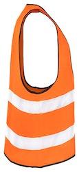 Jobman Workwear Varselväst 10-pack Orange 7590