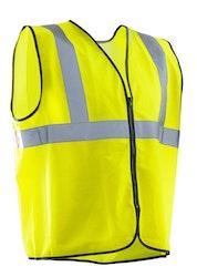 Jobman Workwear Varselväst Gul 7586