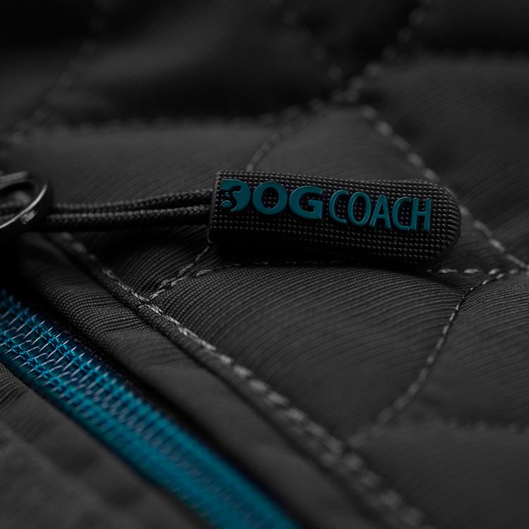 DogCoach Dogwalker Shirt Pro 3.0 Petroleum