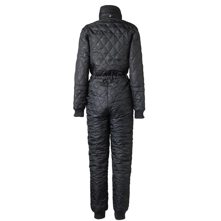 DogCoach Jumpsuit Black/Nemo