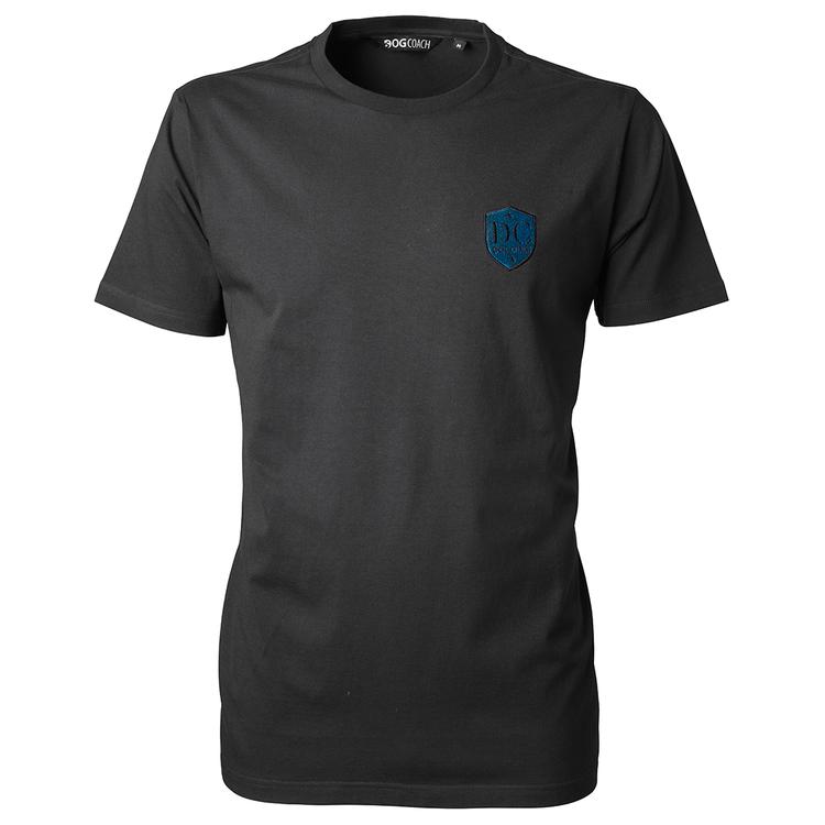 DogCoach T-shirt Grey/Petroleum Men