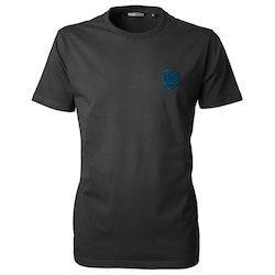 DogCoach T-shirt Men Grey/Petroleum