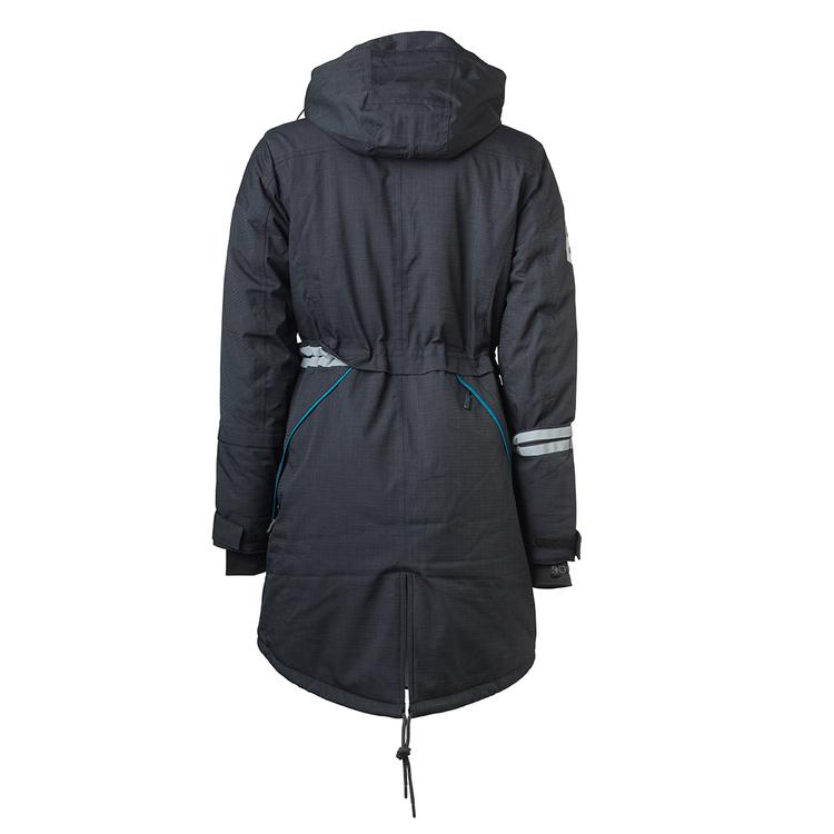 DogCoach Winterjacket Women Black