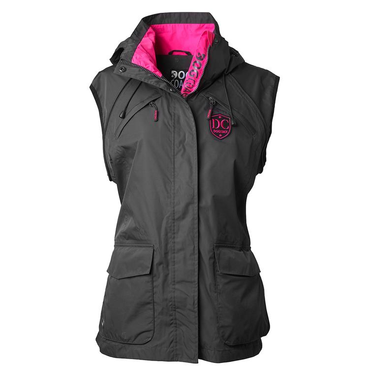 DogCoach Summer Jacket Women Pink