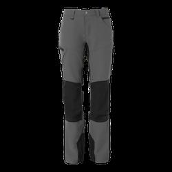 South West Wega Hybridpants Graphite  Women