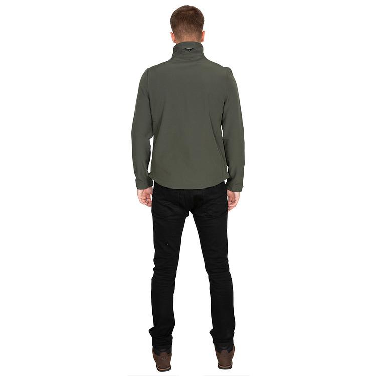 Trespass Hotham Lightweight Softshelljacket Olive
