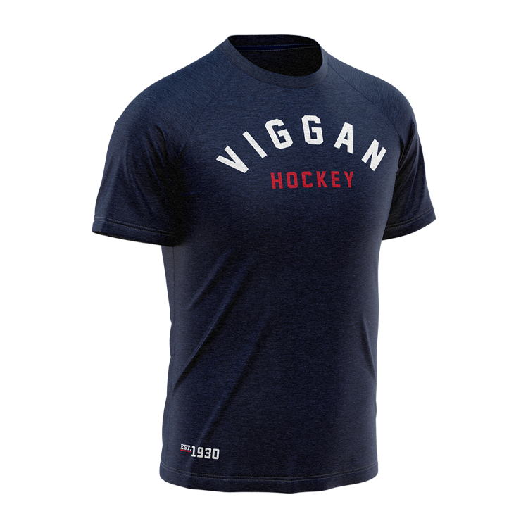 VIK t-shirt Sr, text logo