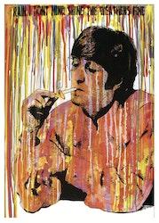 BEATLES - John Lennon - Rain