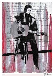 JOHNNY CASH - Man Dressed In Black