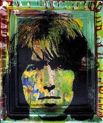 GEORGE HARRISON - Green - 54 x 63 cm