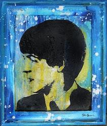 PAUL McCARTNEY - Beatles - 43x50 cm