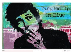 BOB DYLAN - Tangeld Up In Blue