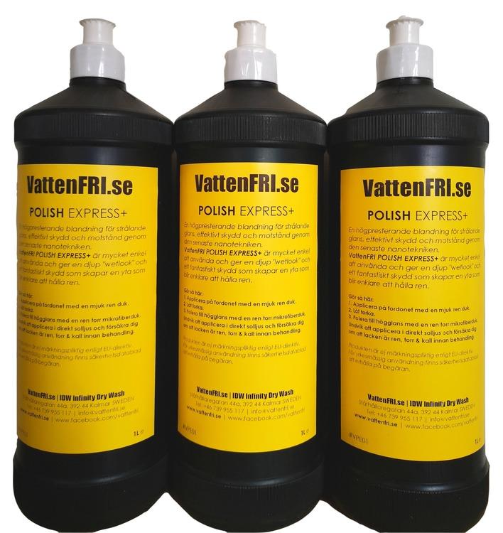 VattenFRI POLISH EXPRESS+ 1L